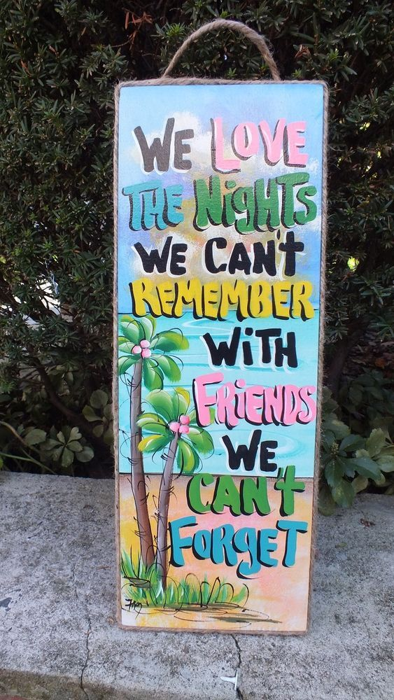 Tropical Decorative Tiki Pool Beach Patio Hut Bar Outside Inside Sign Plaque Franscountry