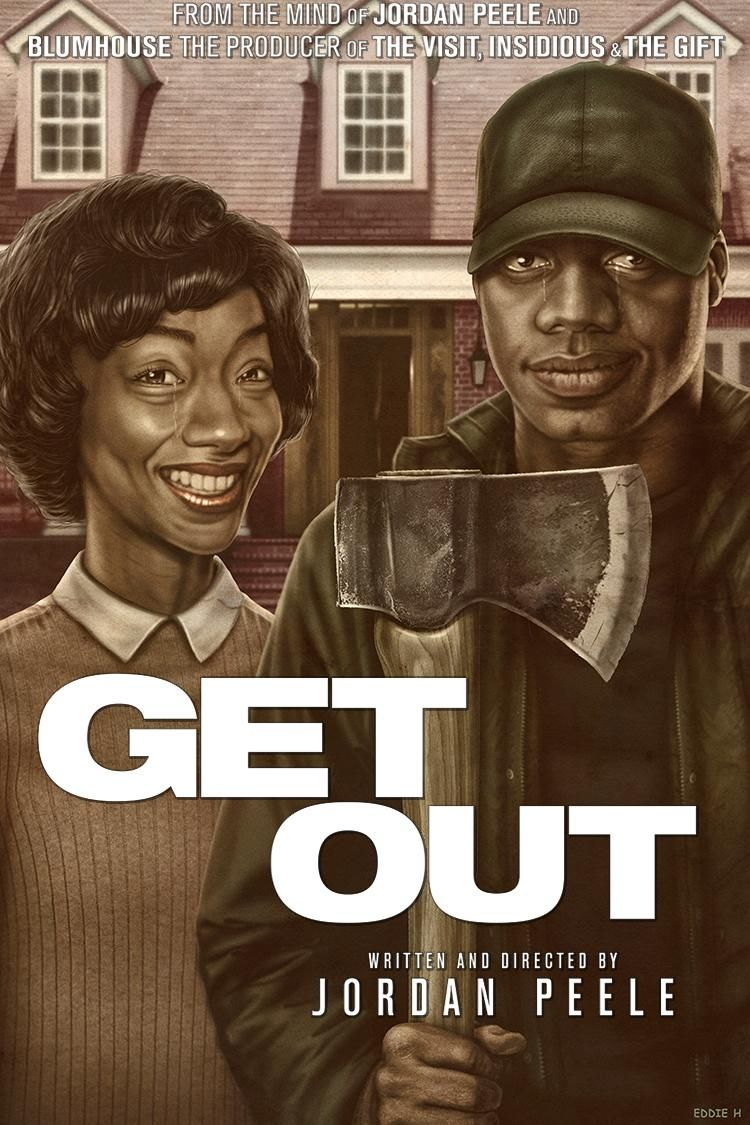 Get Out 2017 Hd Wallpaper From Gallsourcecom Movie Posters