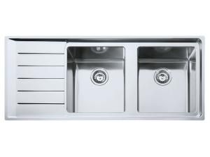 Good Franke Kitchen Products From Reece. Neptune Plus. Double Bowl SinkKitchen  ...