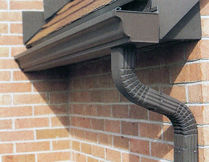 House Gutters Rain Eavestrough Gutter Helmet Downspouts How To Install Gutters Seamless Gutters Gutters
