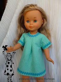 Anilegra moda para muñecas: Concurso tutoriales para Nancy Anilegra #oyuncakbebekelbiseleri