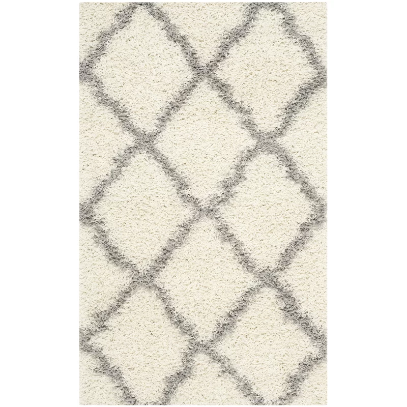 Ines Geometric Ivory Gray Area Rug In 2020 Area Rugs Beige Area Rugs Grey Area Rug