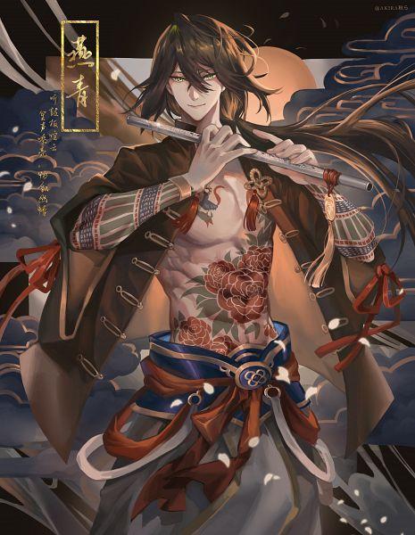 Shinjuku Assassin (2912x3756 3,999 kB.) in 2020   Cute ...