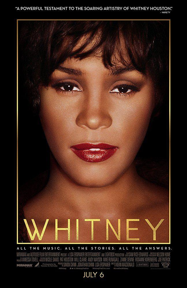 Whitney Whitney Movie Whitney Houston Whitney