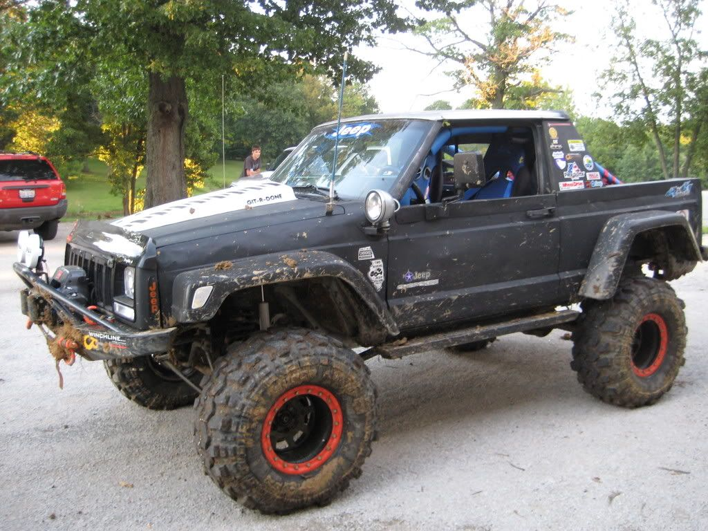 Jeeps For Sale Springfield Mo >> TOTM: Unibody Chop Tops - Pirate4x4.Com : 4x4 and Off-Road Forum   Topless Trucks   Pinterest ...