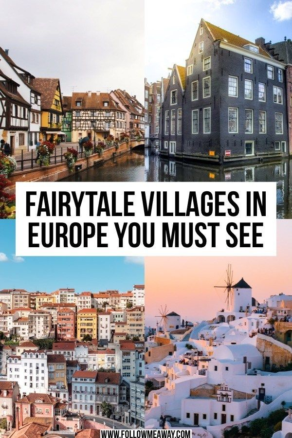 6 Fairytale Villages In Europe You Must See (With images
