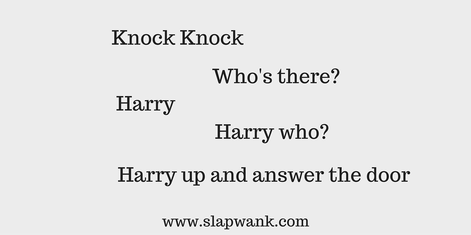 These Filthy Knock Knock Jokes Will Make Your Group Chat Love You Image Daily