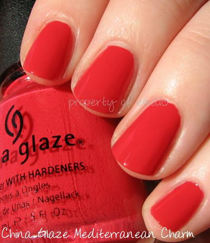 China Glaze Mediterranean Charm In 2019 China Glaze Wanted China