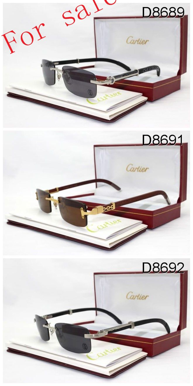 2d6e2ec16d Discount Cheap Cartier Sunglasses outlet Designer online shop Cartier  Eyeglasses