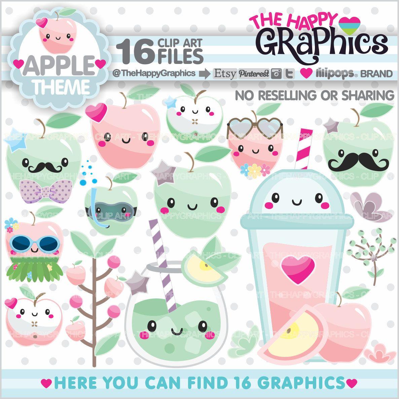 80 off apple clipart apple graphics commercial use apple party apple illustration summer clipart tropical clip art fruit clipart [ 1186 x 1186 Pixel ]