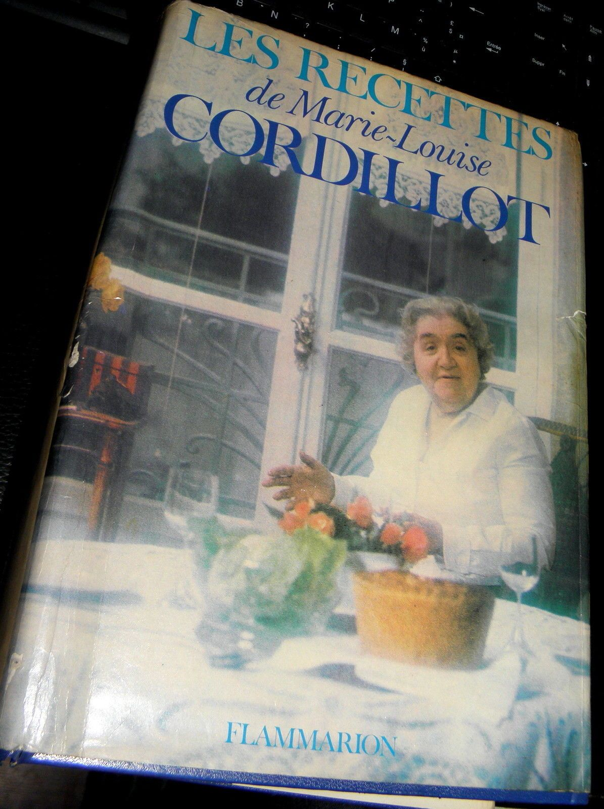 les recettes de marie louise cordillot livre de cuisine ancien 1975 973 pages for sale eur. Black Bedroom Furniture Sets. Home Design Ideas