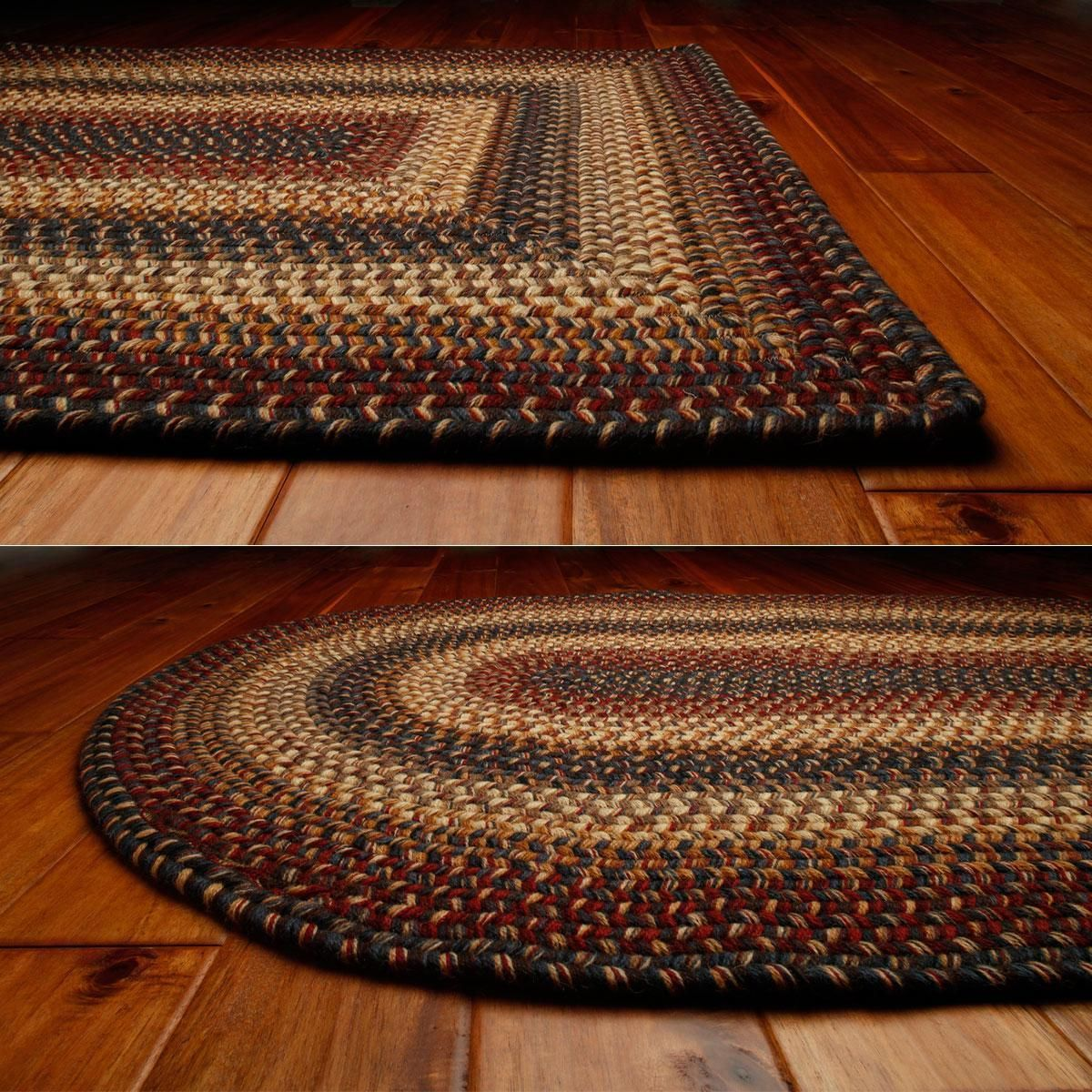 Everything You Need To Know About Braided Rugs In The Design Braided Jute Rug Oval Braided Rugs Braided Rugs