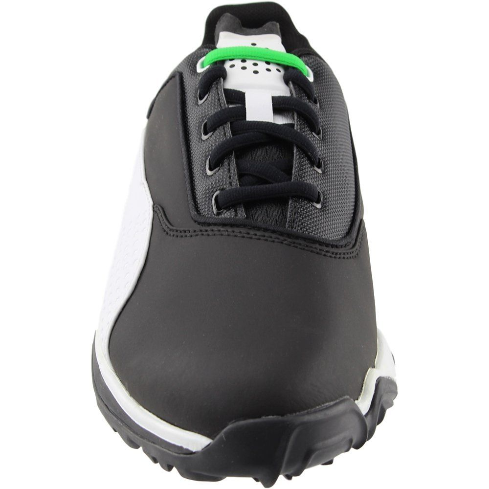 2581e18b95e Golf Shoes     PUMA Mens Titanlite Golf Shoe Black White 7 M US     More  details can be discovered at the image url. (This is an affiliate link).