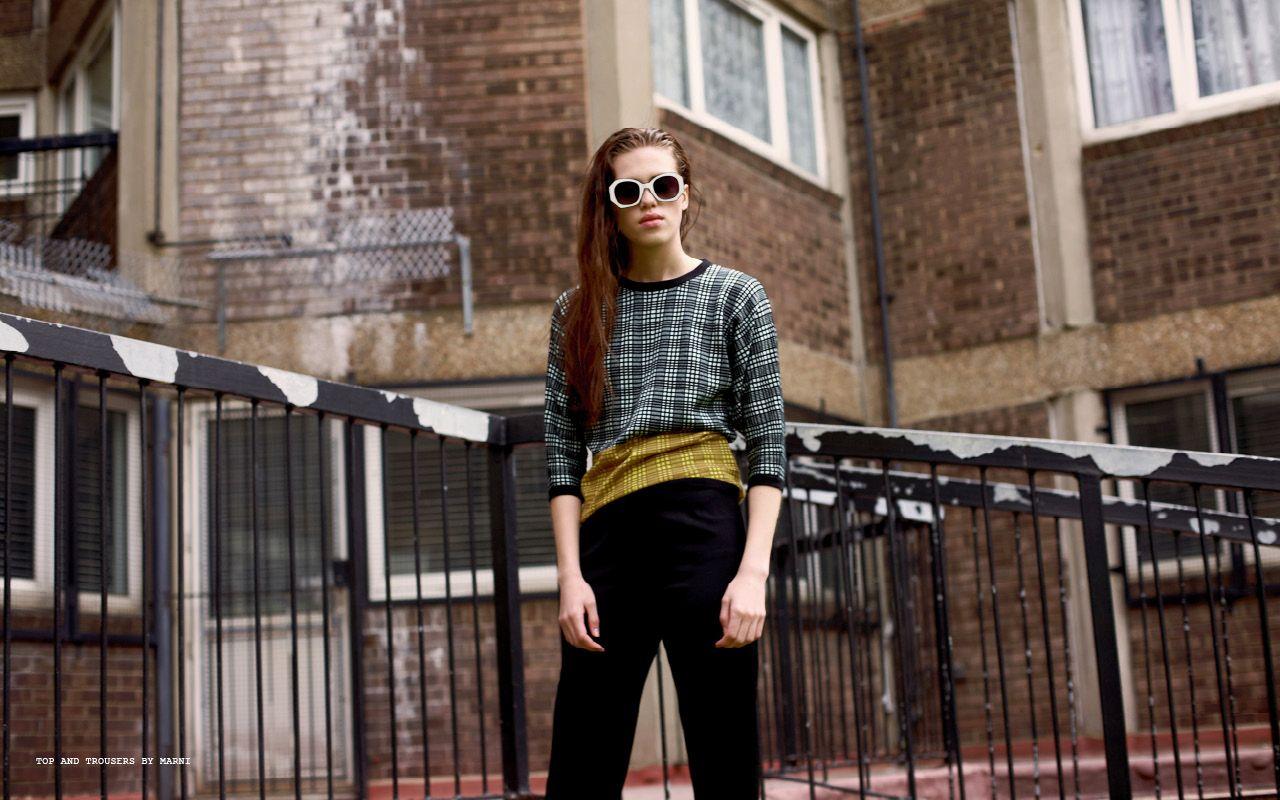 Fashion: Jessica Mahaffey #Marni