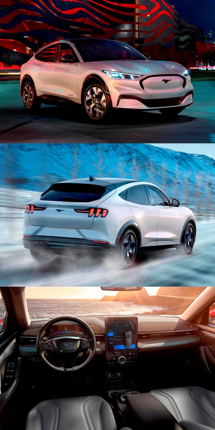 Silicon Valley Loves The 2021 Ford Mustang Mach E In 2020 Ford Mustang Mustang Silicon Valley