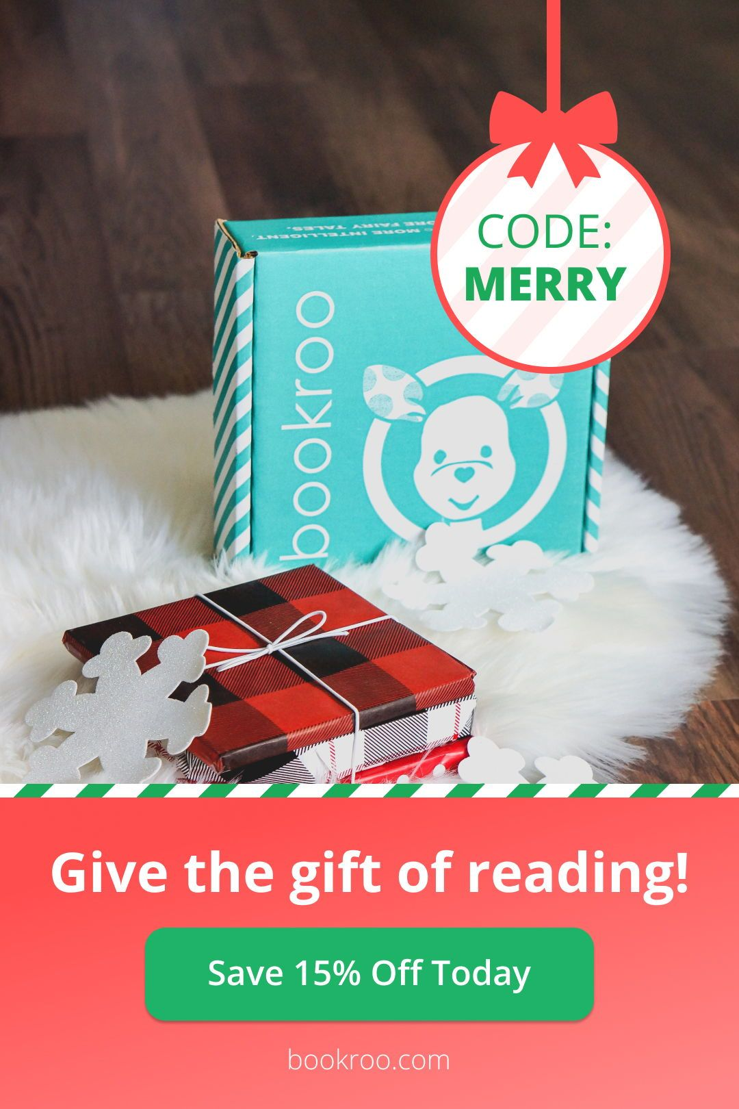Order the perfect holiday gift for you kids today! Kids