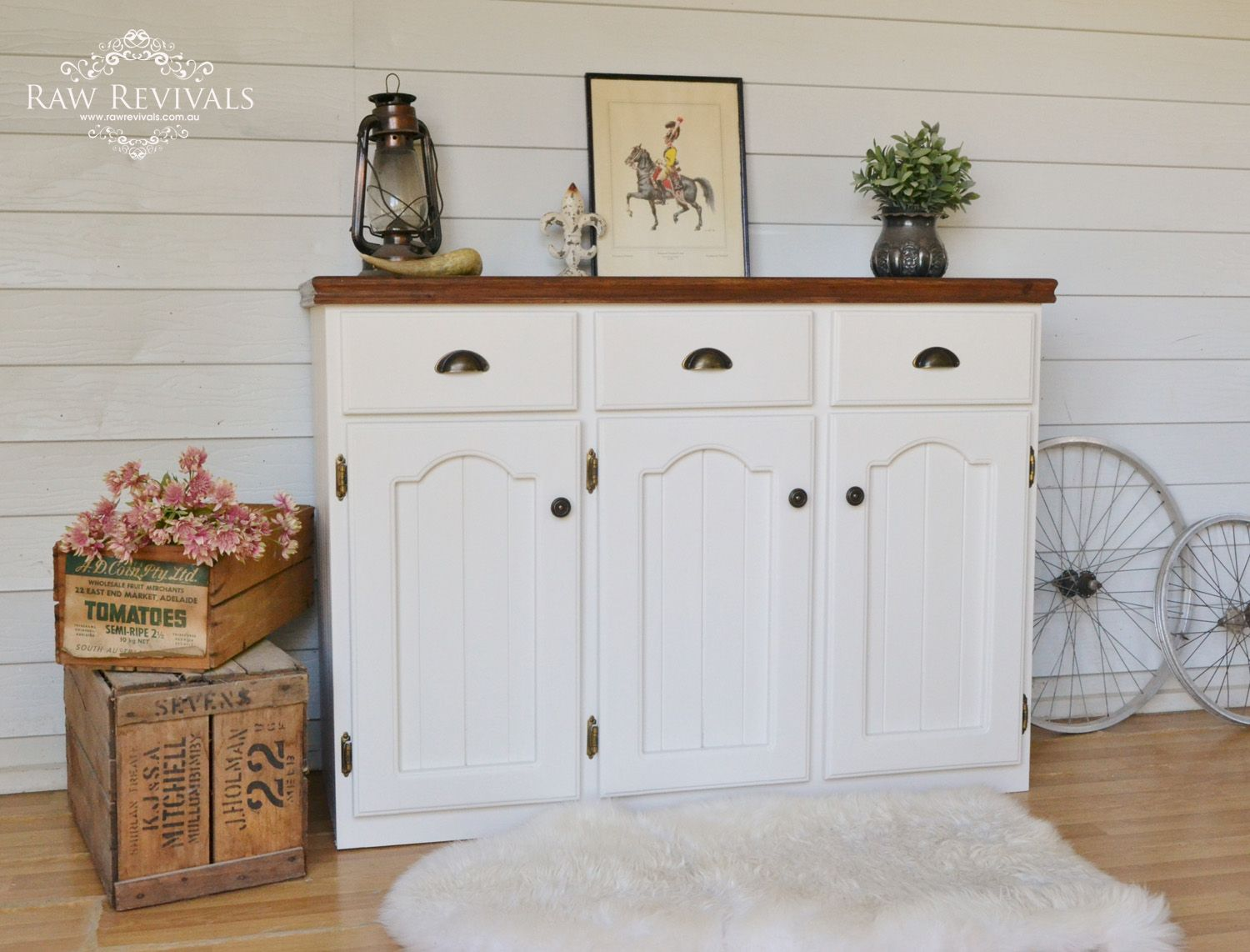Provincial Living Room Furniture White French Provincial Buffet Country Style Painted In A Warm