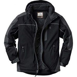 Top 10 Best Winter Jackets For Men in 2019  Reviews is part of Clothes Mens Winter - Winter jacket needs to a fully windproof and waterproof to perfectly accompany elements like rains and snow  In this review we have listed Top 10 Best winter jackets for men in 2019 for you to make a wise choice