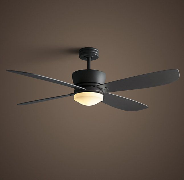 lighting designs for bedrooms rh s axis ceiling fan this fan s sleek design will elevate 15872