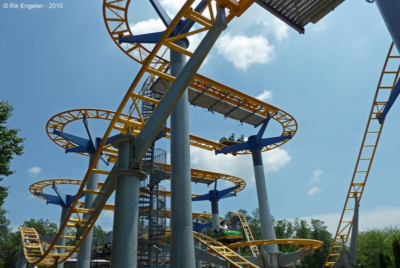 ricochet kings dominion doswell virginia usa operating since 3