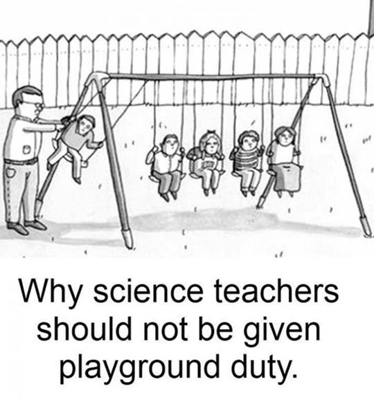 My Science Teacher Has This On His Wall Nerd Humor Science Humor Teacher Humor
