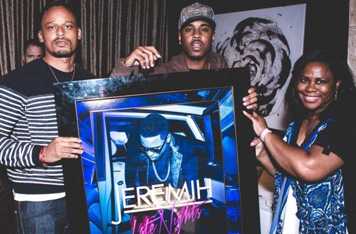 Jeremih's Third Studio Album 'Late Nights' Enjoys Gold Success                                    Despite its bumpy rollout, Jeremih's third studio album Lat...