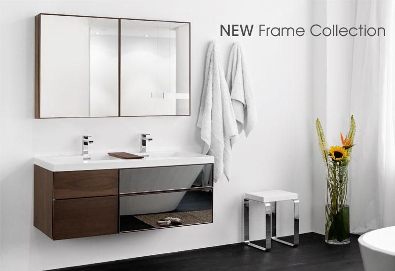 Wetstyle S Frame Collection Smoked Grey Mirror Frame Collection