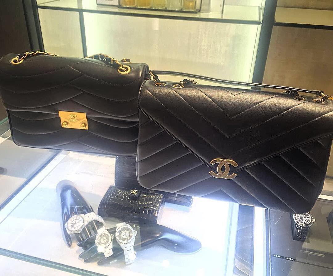 Chanel Vintage Coco Envelope Flap Bag Bragmybag Vintage Chanel Flap Bag Chevron Bags