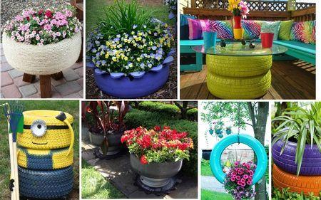 Actualmente son muchas las opciones que se tiene para la - Materiales para jardines ...