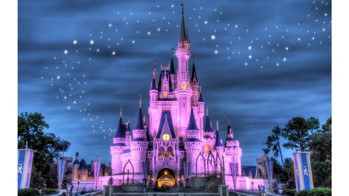 10 Latest Disney World Castle Wallpaper Full Hd 1080p For Pc