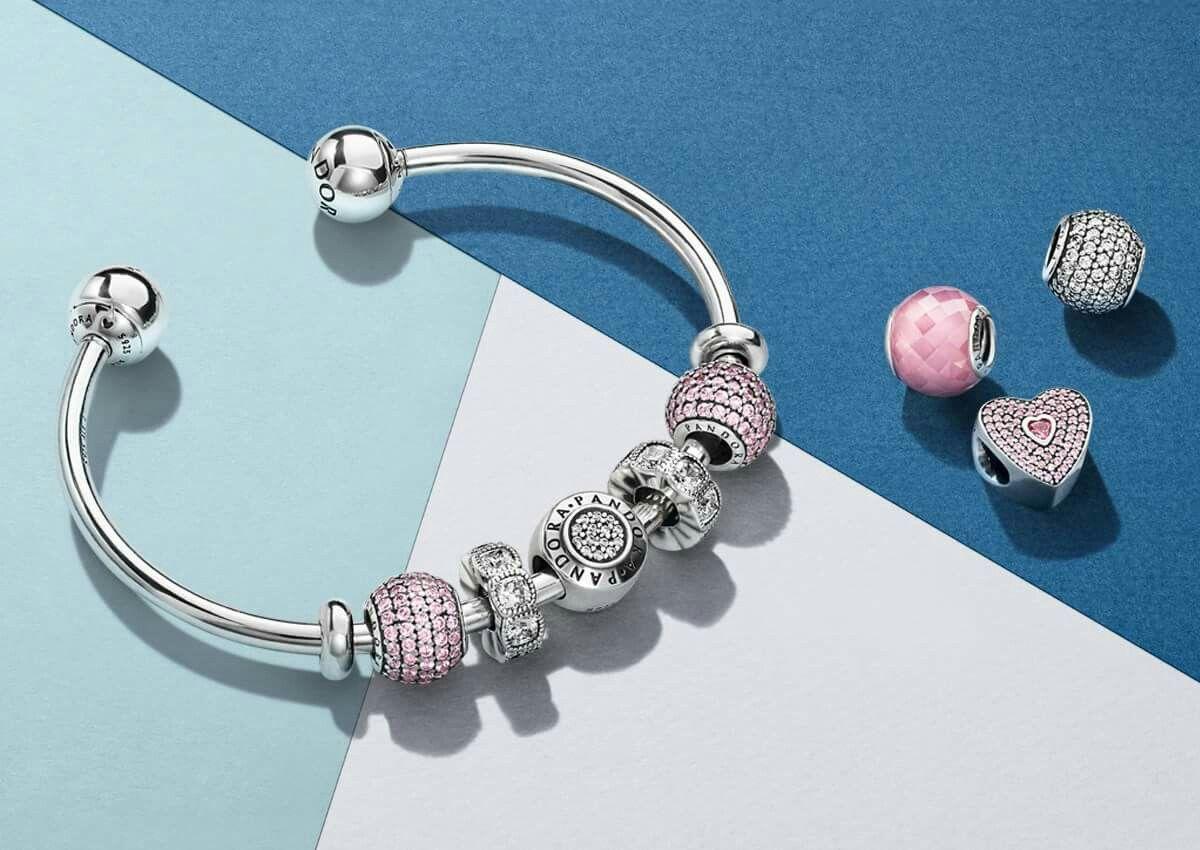 030bd440b Moments open bangle! Pandora Bracelets, Pandora Open Bangle, Disney Pandora  Bracelet, Pandora