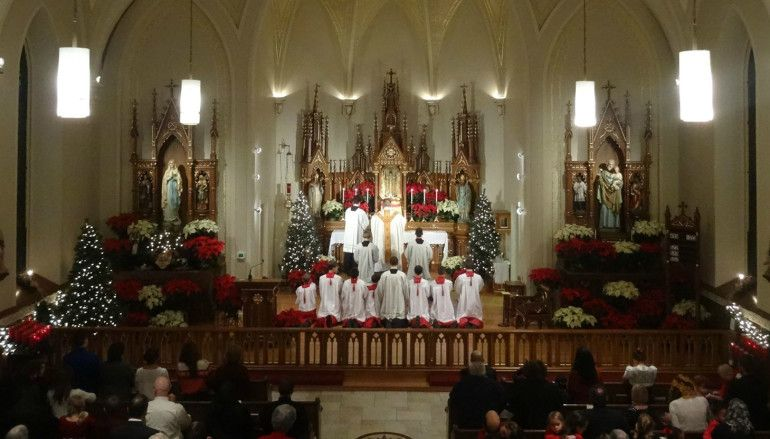 The Fruits of Ad Orientem Worship – A Letter to a Priest Friend