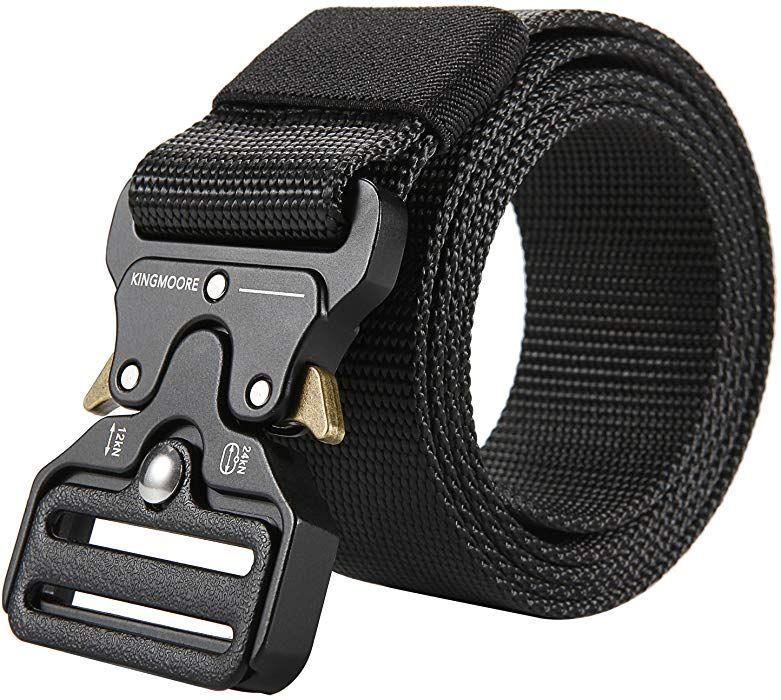 Design; In Swat Combat Military Equipment Tactical Belt Men 1000d Nylon Metal Buckle Knock Off Belts Us Army Soldier Carry Waist Belt Novel
