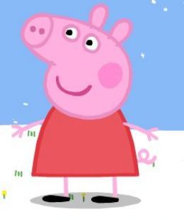 Peppa Pig Drawing Tutorial Peppa Pig Image Copyright Mummy And
