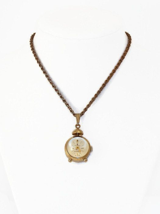 Vintage sovereign watch pendant necklace by theroamingeclectic vintage sovereign watch pendant necklace by theroamingeclectic 1200 aloadofball Gallery