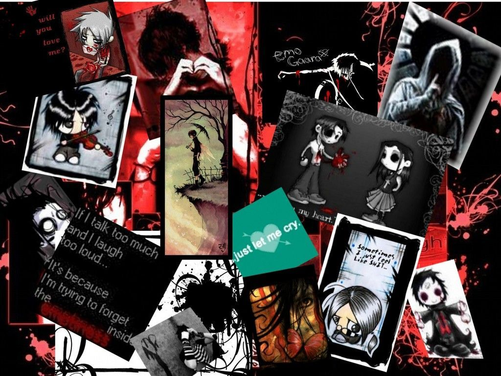 Hd wallpaper emo - Emo Wallpapers Wallpaper