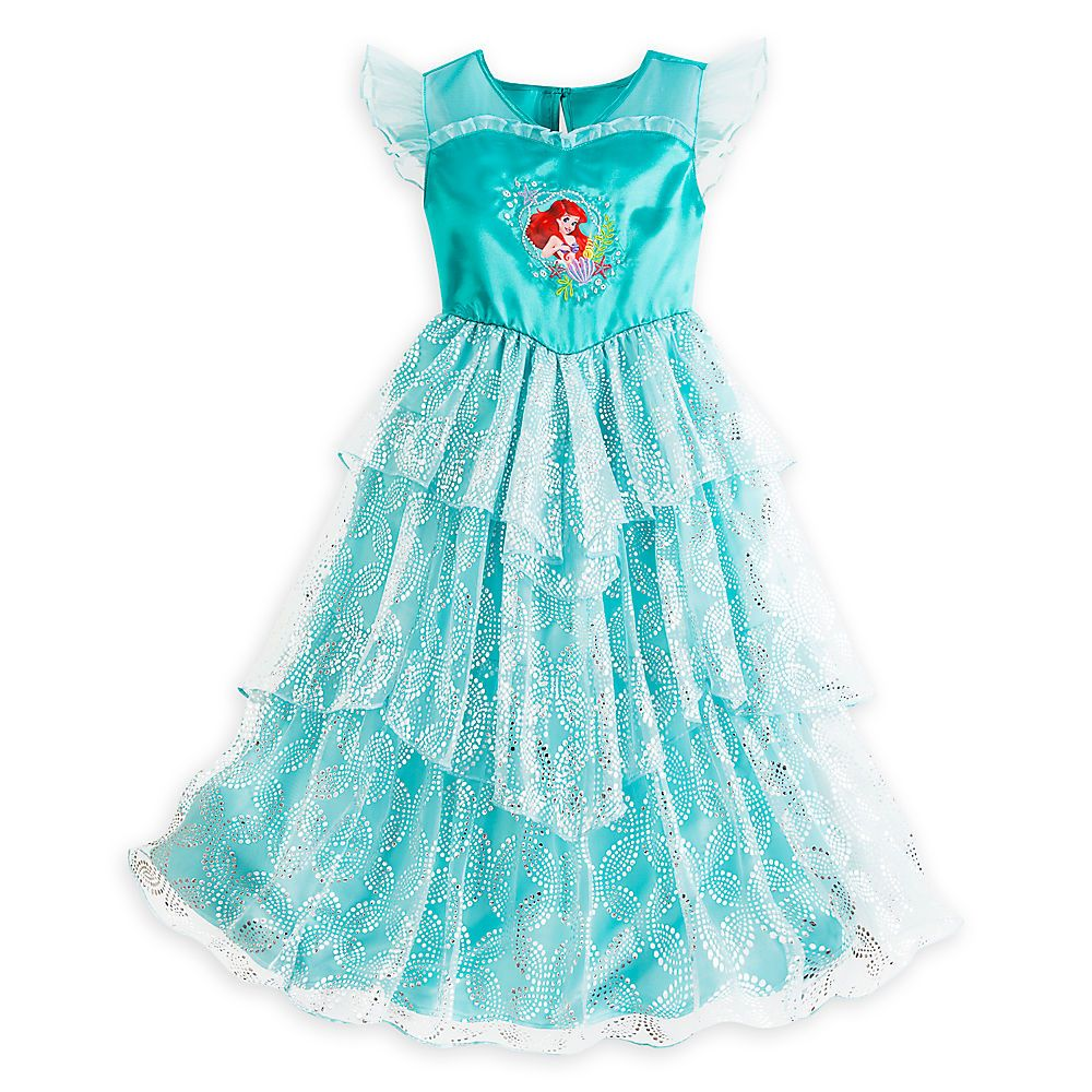 b18e66856f Ariel Nightgown for Girls