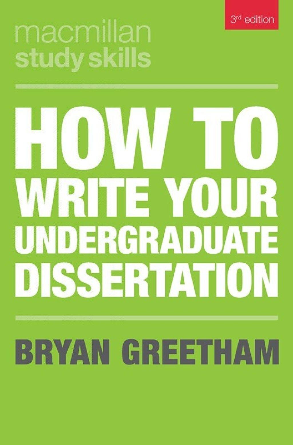 Dissertation surviving