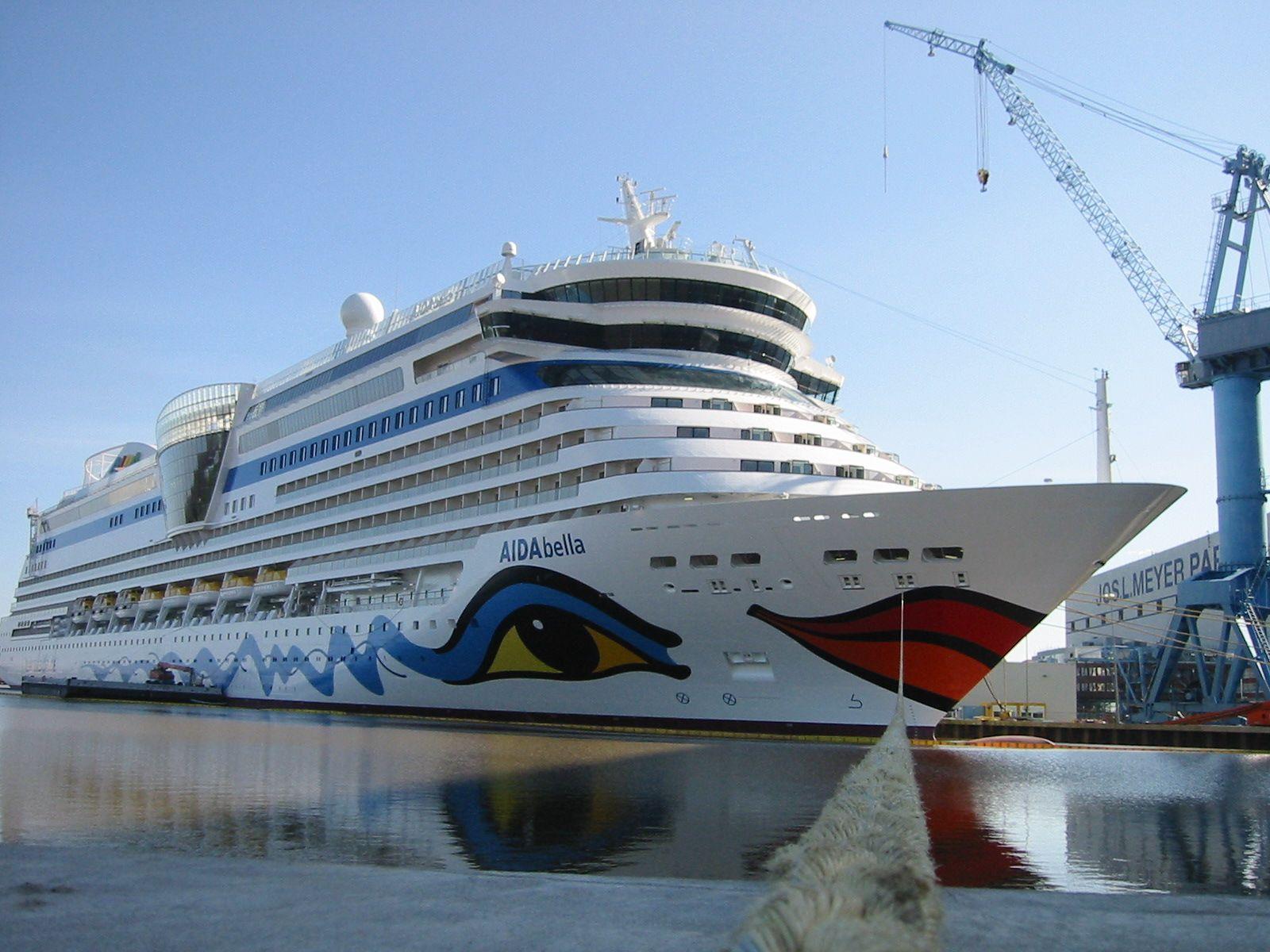 Aidabella barco, un crucero que enamora