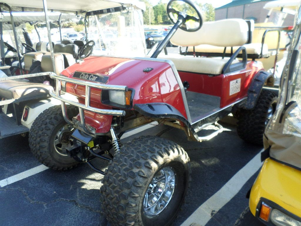 Lifted Golf Cart Guide To Customizing Your Cart With Style And