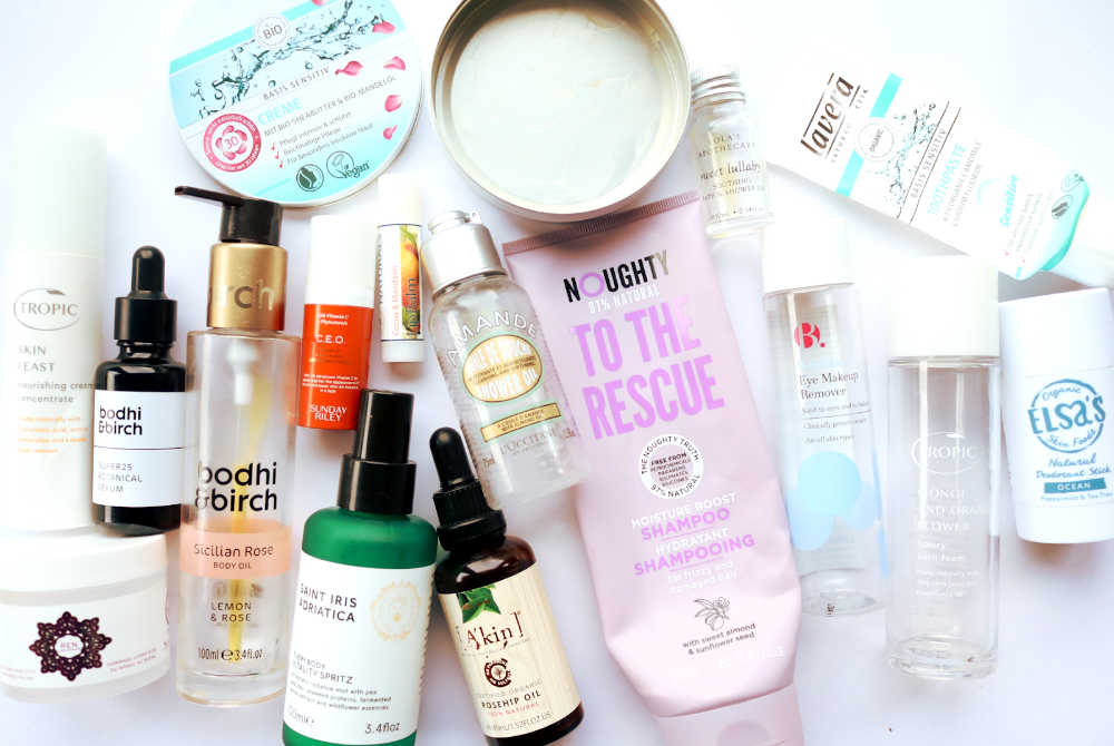 November Empties Products I've Used Up Gentle eye
