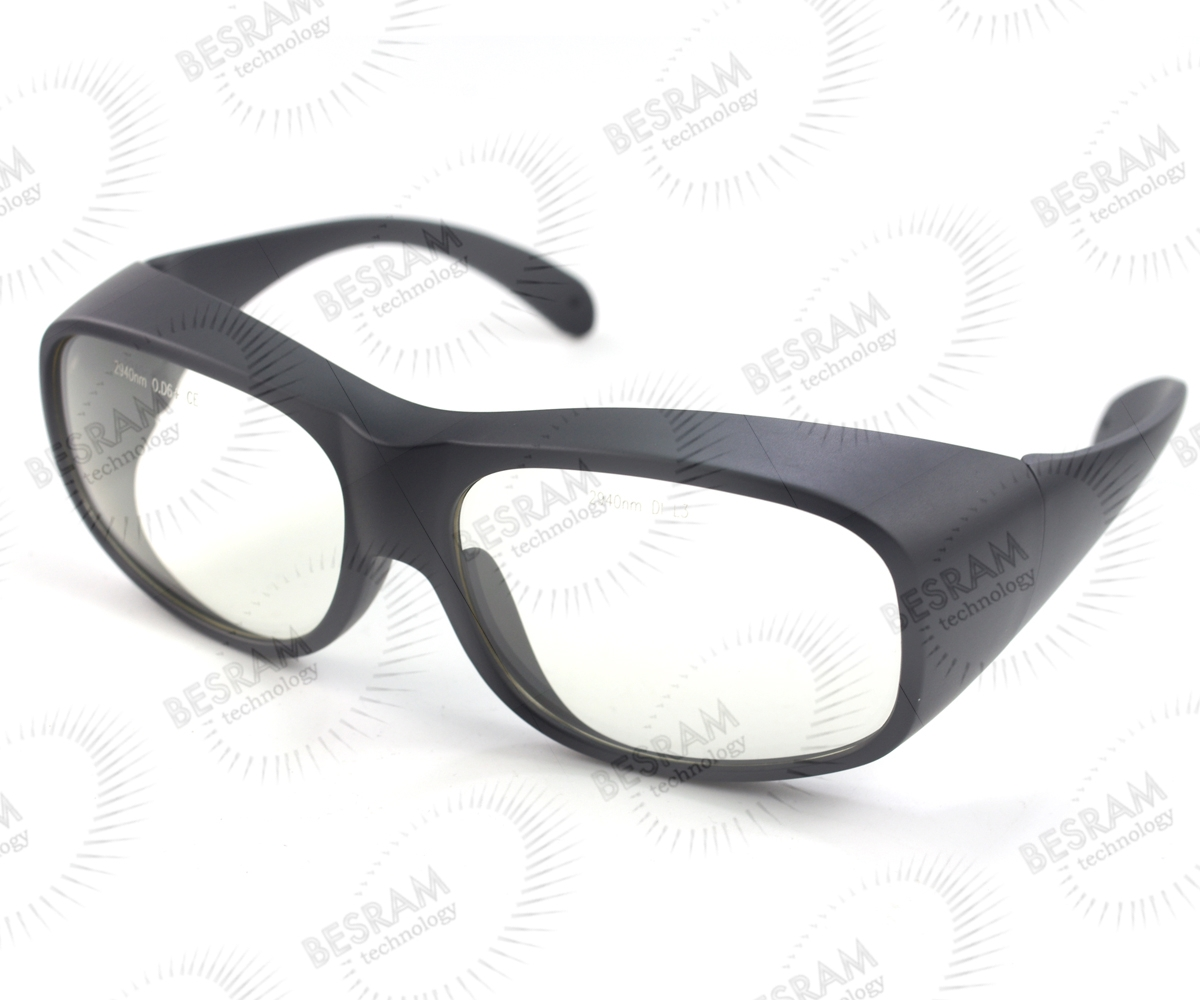 43.98$  Watch here - http://ali2gg.shopchina.info/go.php?t=32623645772 - 2940nm O.D 6+ ER Laser Protection Safety Glasses Laser Protective Goggles 33# CE certificate LP-ERL-33  #buyininternet