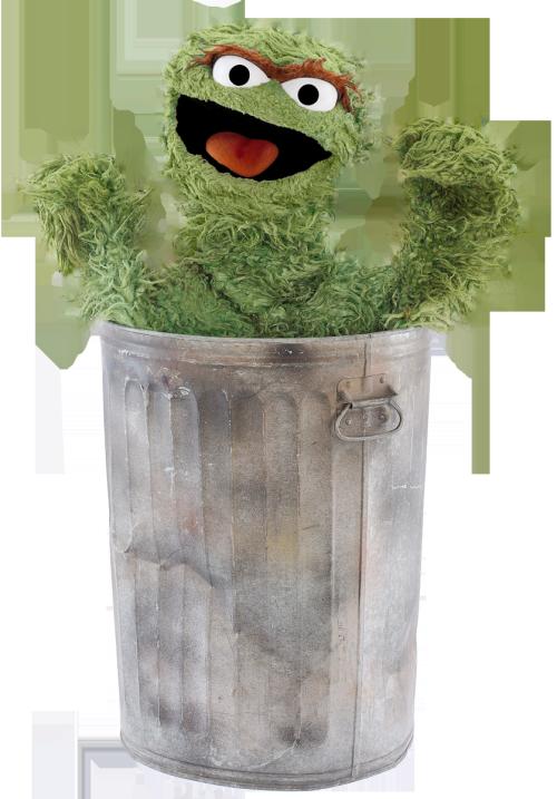 Oscar The Grouch Oscar The Grouch Simple Minds Sesame Street