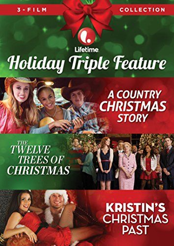 lifetime holiday triple feature a country christmas story the twelve trees of christmas kristins christmas past - Country Christmas Movie