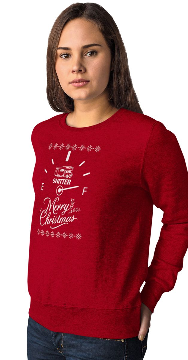 Limited Edition Shitters Full Ugliest Christmas Sweaters