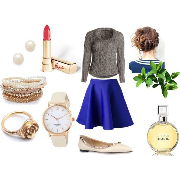 """Preppy look"" by katia-adame-pineda on Polyvore"