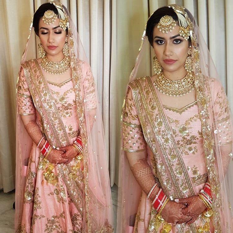 Pin by Sukhman Cheema on Punjabi Royal Brides | Pinterest | Punjabi ...