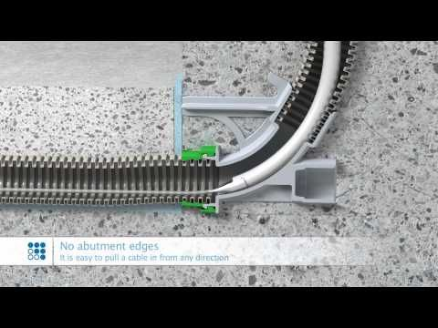 Kaiser Wall And Ceiling Transitions For Empty Conduit Installation In On Site Mixed Concrete Youtube Mix Concrete Concrete Installation