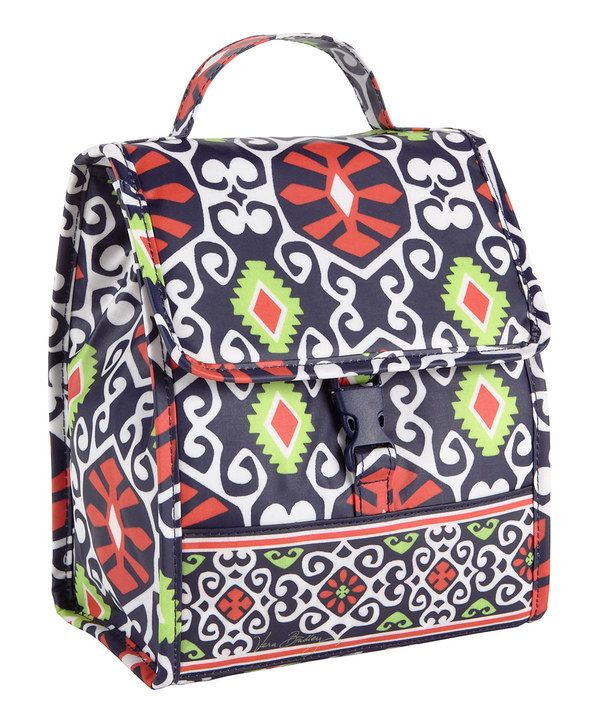 Love this Sun Valley Lunch Sack by Vera Bradley on  zulily!  zulilyfinds 9df024b393fe2