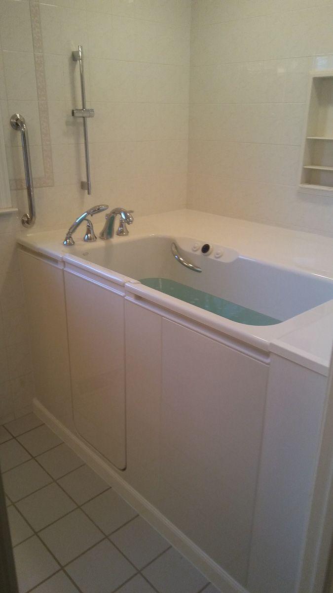 Walk in Tubs, Kohler, Safety Features | Home Smart | *KOHLER Belay ...